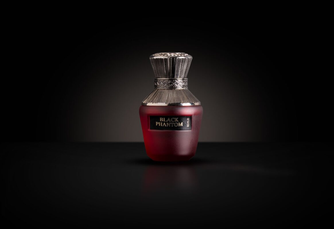 BLACK PHANTOM - shmoukh Perfumes - Main Image - web