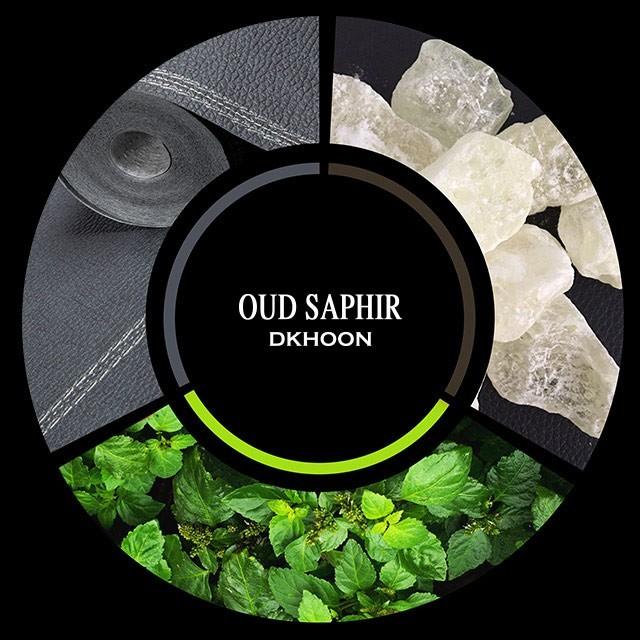 OUD SAPHIR