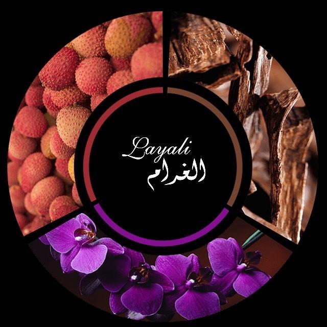LAYALI Al-GHARAM