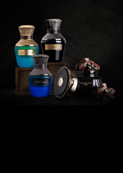 4Perfumes and 1 Oud