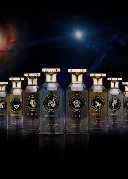 12 Horoscope Perfumes