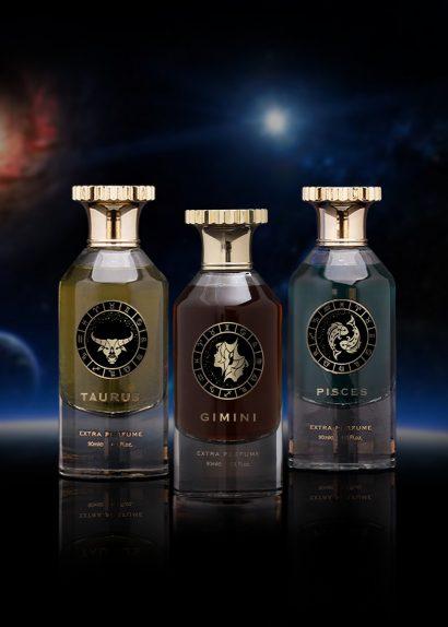 Taurus + Gimini + Pisces Perfumes