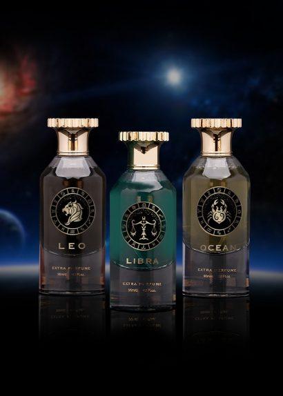 Leo + Libra + Ocean Perfumes