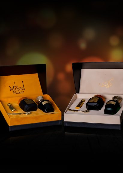 THE MOOD MAKER + KALIMAT LUXURY COLLECTION
