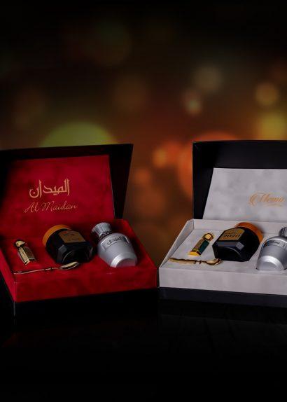 Al Maidan + Memo Special Boxes