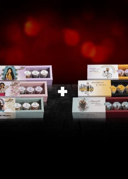 6 sets of mini dkhoon collection
