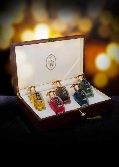 5 Luxury Perfumes Collection Box