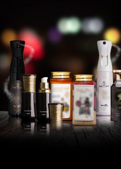 2 Air fresh + 2 body mist + 2 fantacy dkoon + one horoscope perfume
